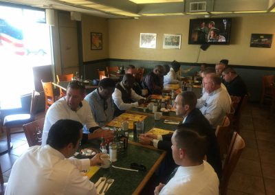 Men's Breakfast May 2017
